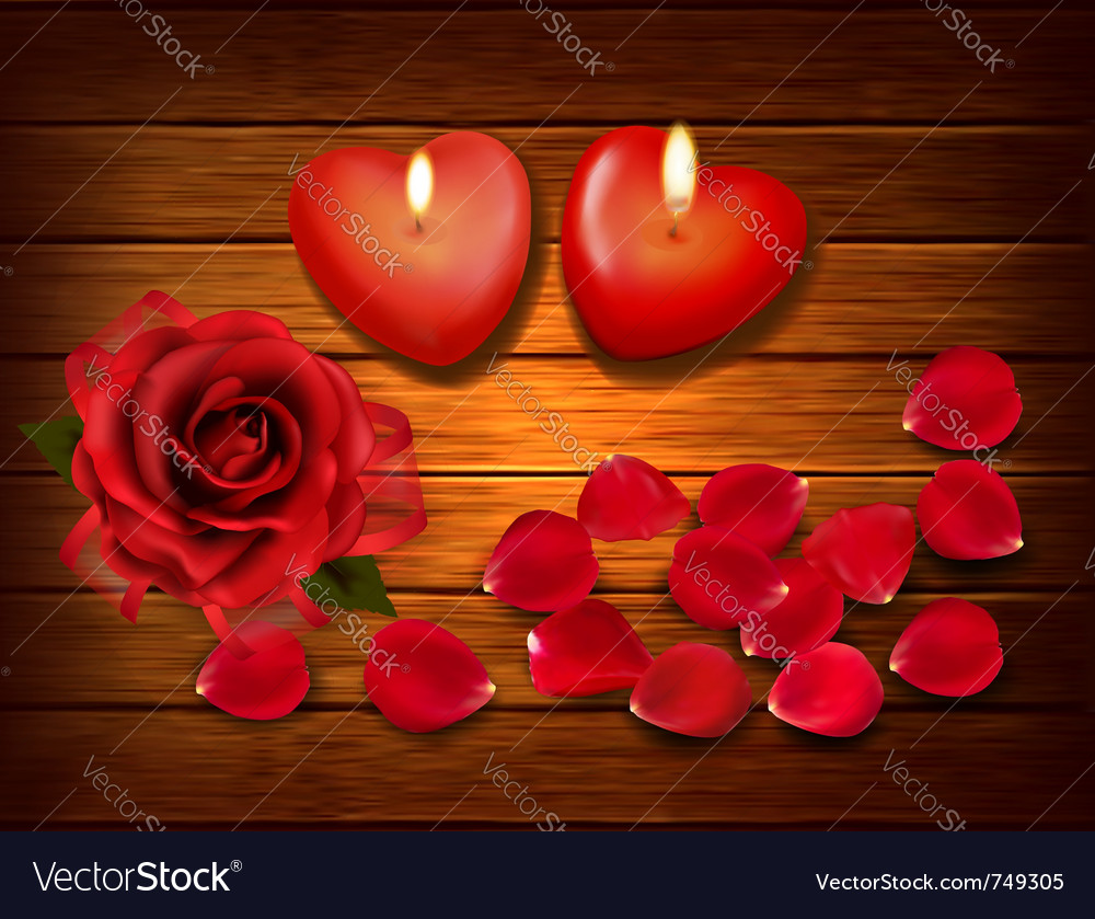 Red roses vector | Price: 3 Credit (USD $3)