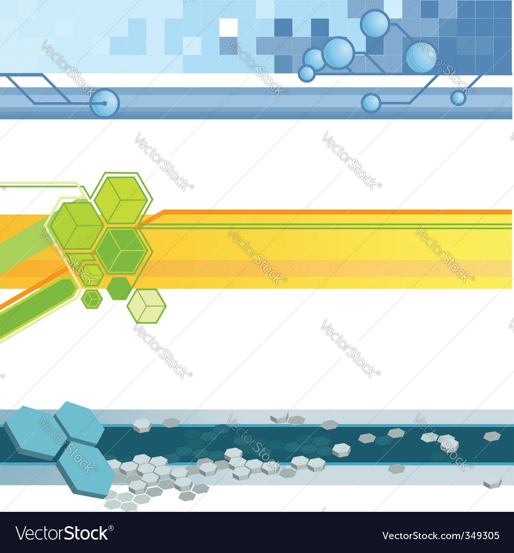 Website banner backgrounds vector | Price: 1 Credit (USD $1)