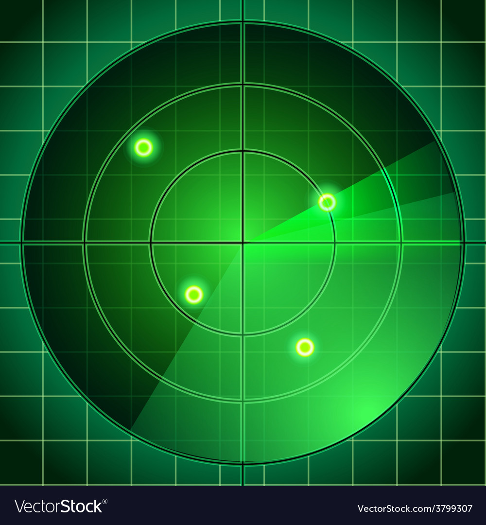 A radar vector | Price: 1 Credit (USD $1)