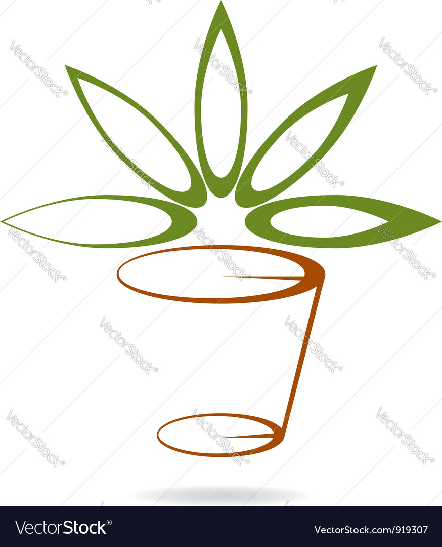 Florist decoration vector | Price: 1 Credit (USD $1)