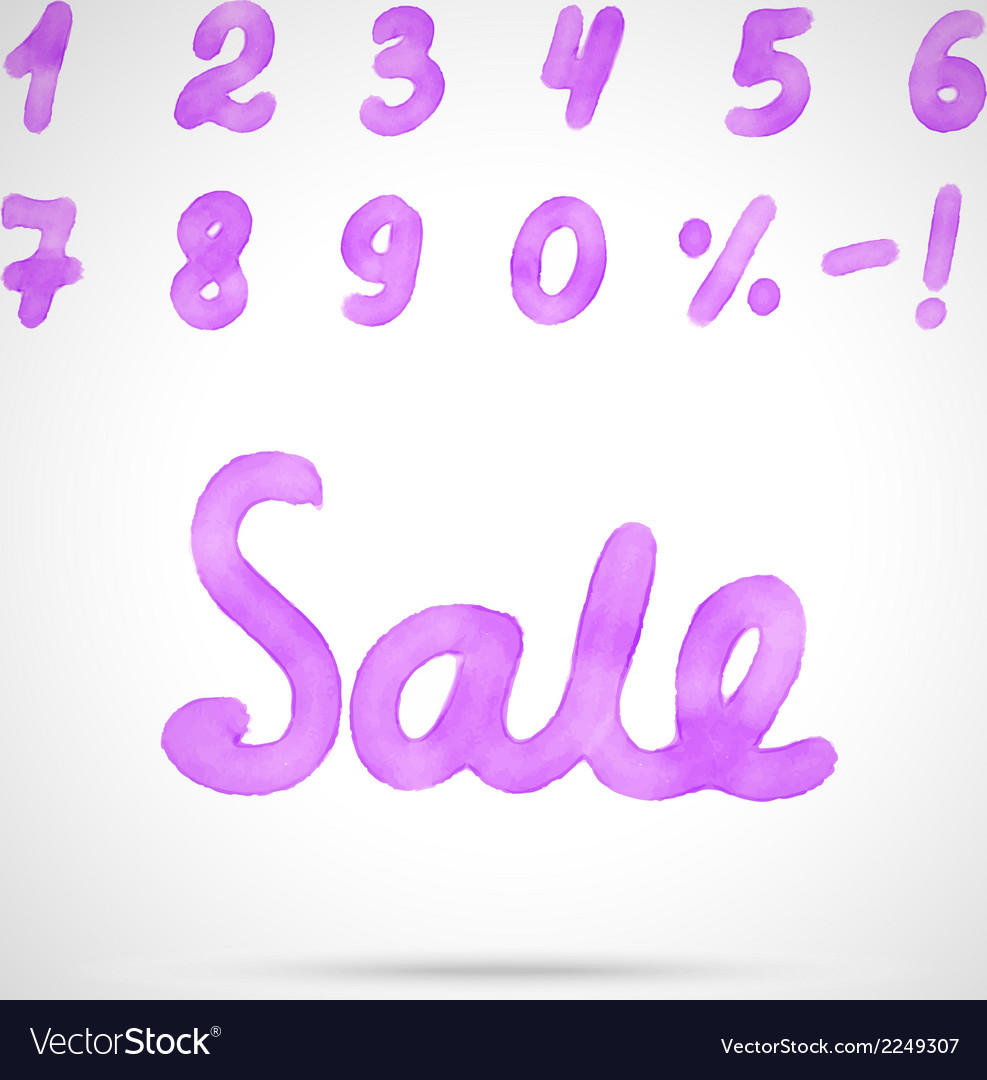 Sale kit vector | Price: 1 Credit (USD $1)
