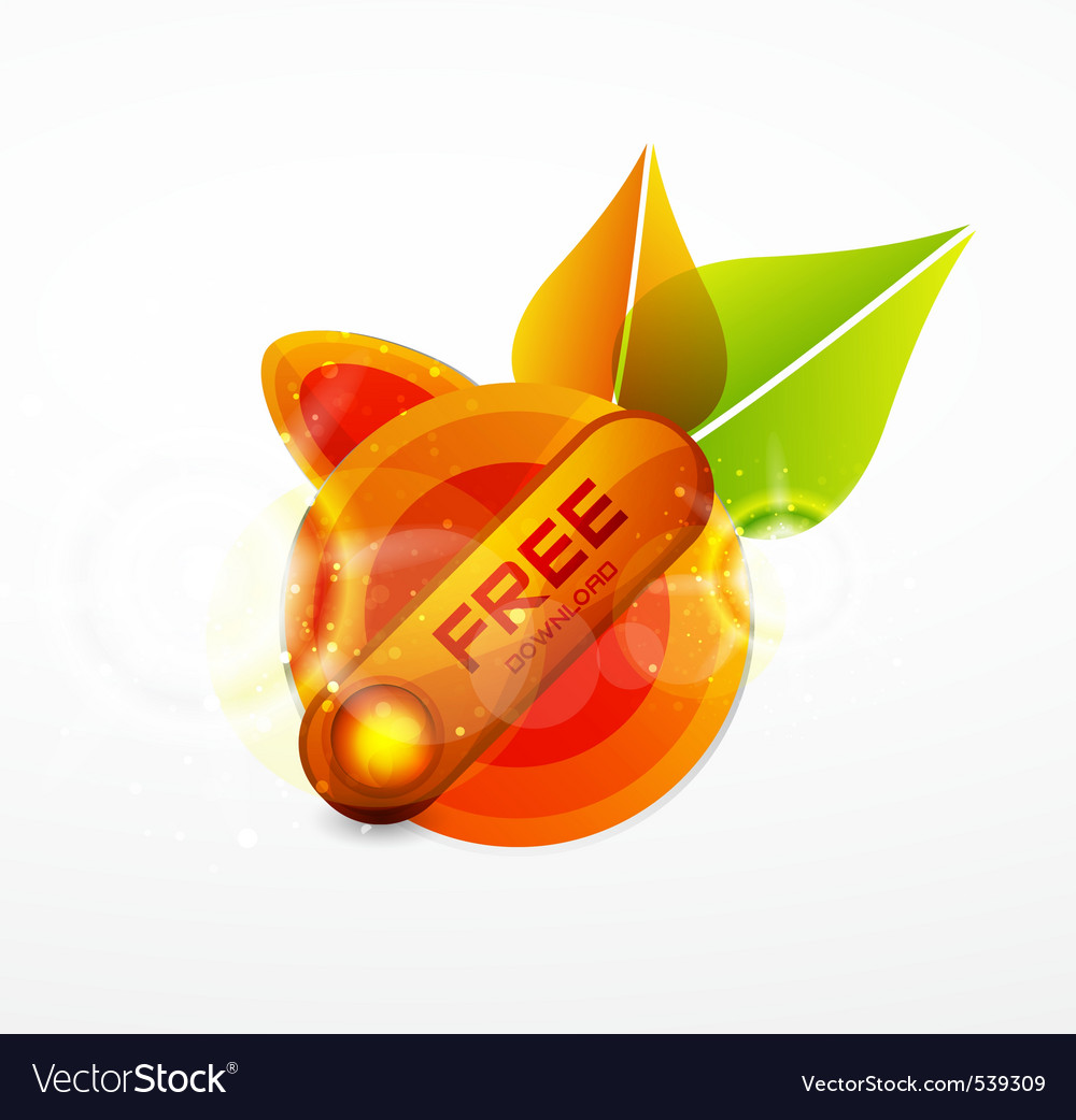 Autumn spring vector | Price: 1 Credit (USD $1)