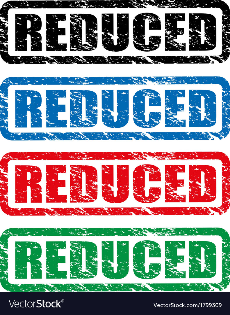 Reduced stamp vector | Price: 1 Credit (USD $1)