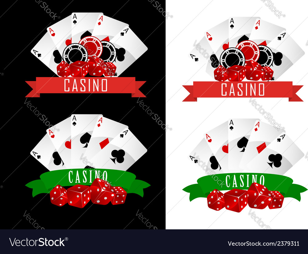 Casino symbols vector | Price: 1 Credit (USD $1)