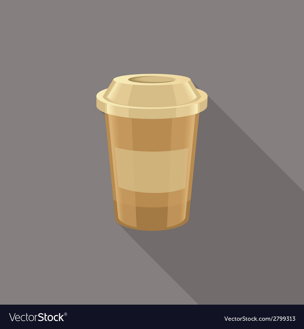 Coffee icons isolated vector | Price: 1 Credit (USD $1)