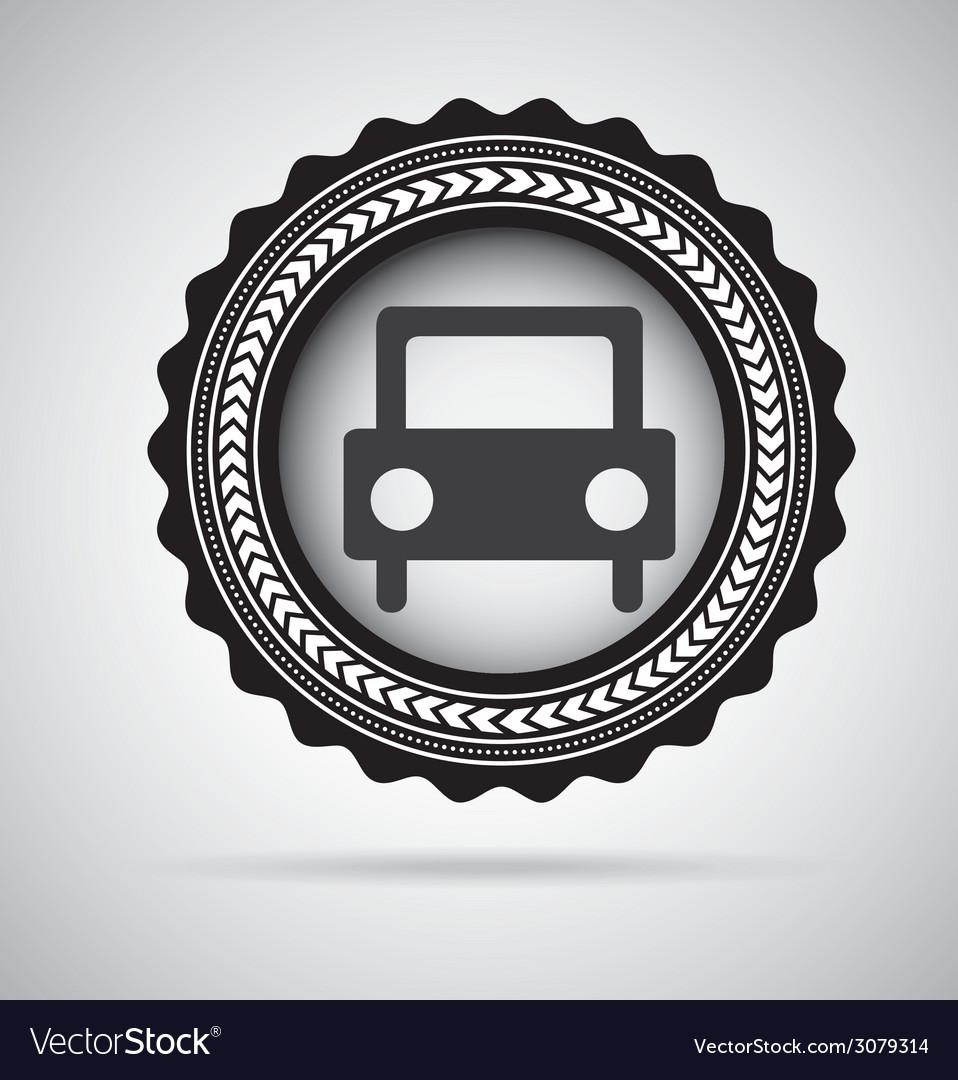 Car design vector | Price: 1 Credit (USD $1)