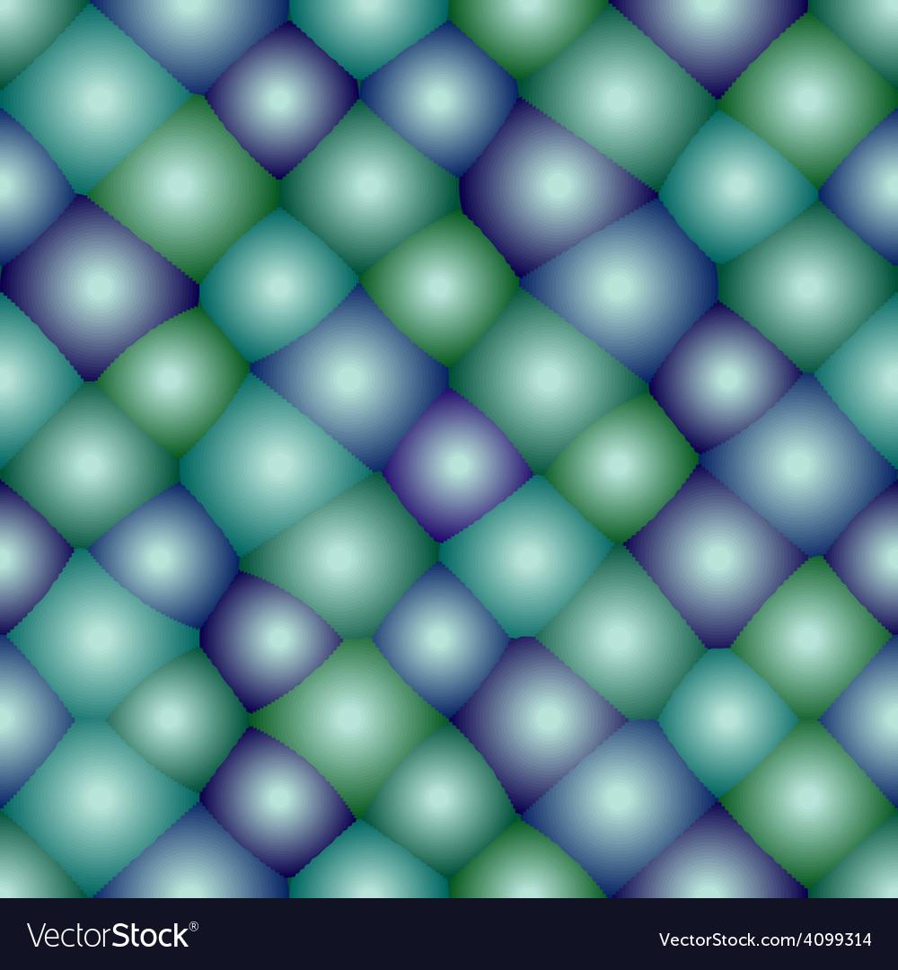 Seamless atom pattern vector