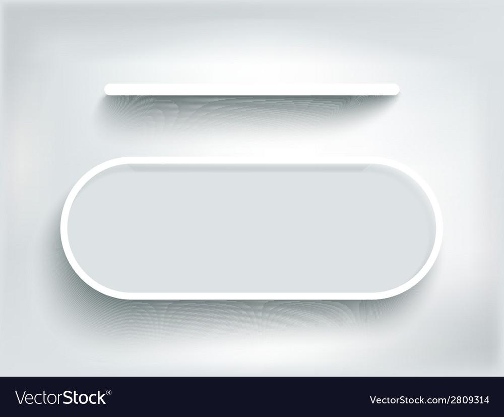 Shelf vector | Price: 1 Credit (USD $1)