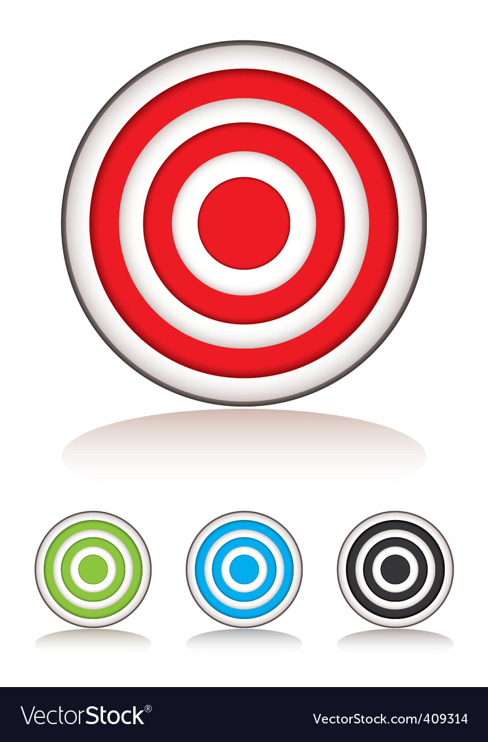 Target selection vector | Price: 1 Credit (USD $1)