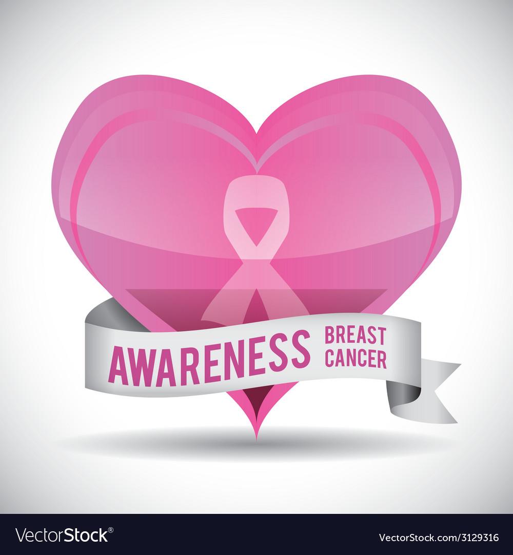 Breast cancer design vector   Price: 1 Credit (USD $1)