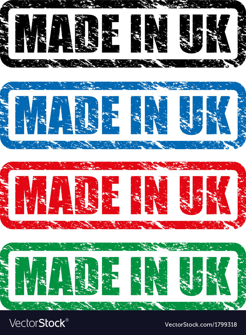 Made in uk stamp3 vector | Price: 1 Credit (USD $1)
