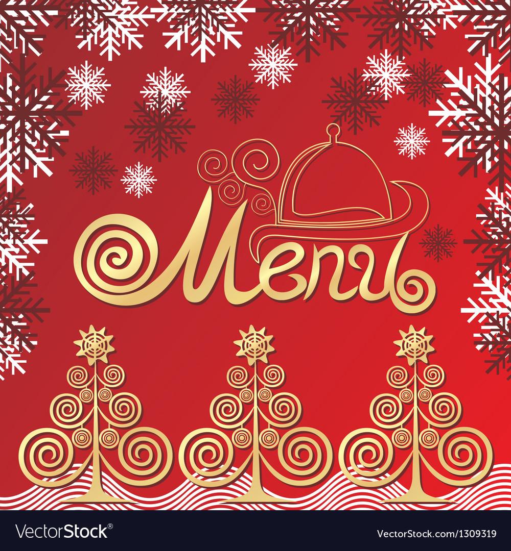 Winter menu vector   Price: 1 Credit (USD $1)