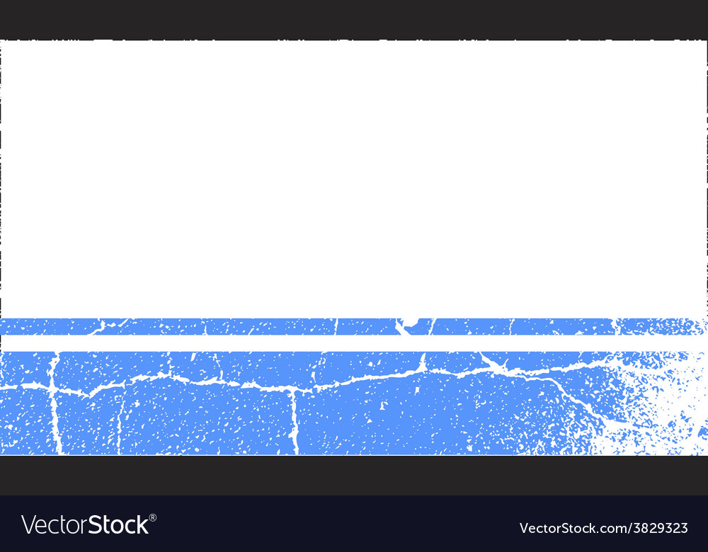Flag of altai republic with old texture vector | Price: 1 Credit (USD $1)