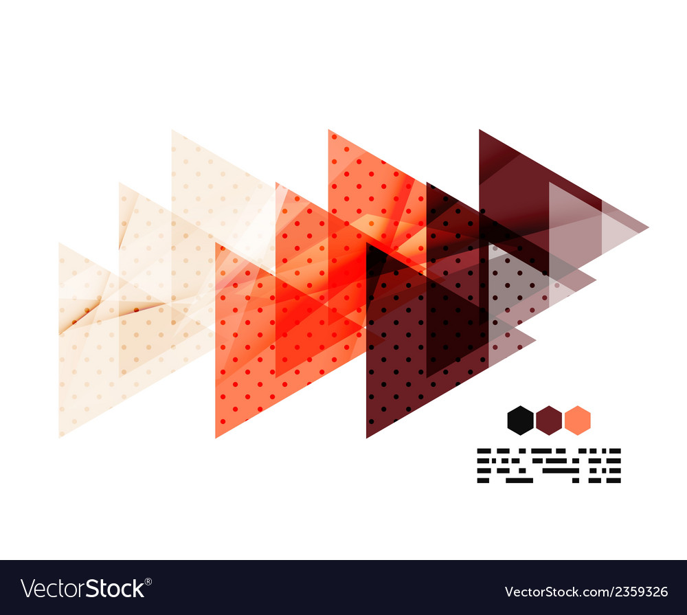 Light geometric compositions vector | Price: 1 Credit (USD $1)