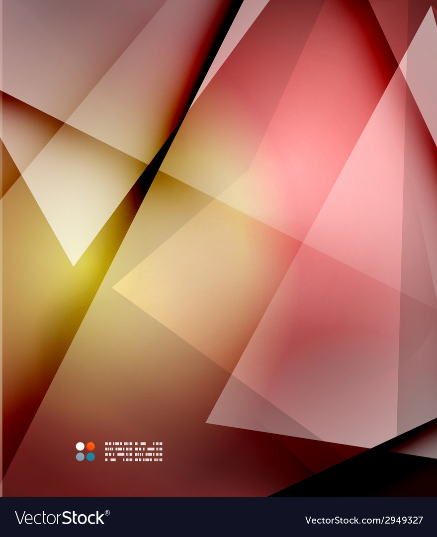 Red abstract lines background vector | Price: 1 Credit (USD $1)