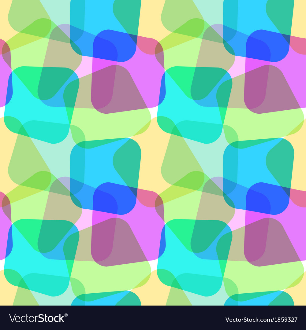 Seamless geometric wallpaper vector | Price: 1 Credit (USD $1)
