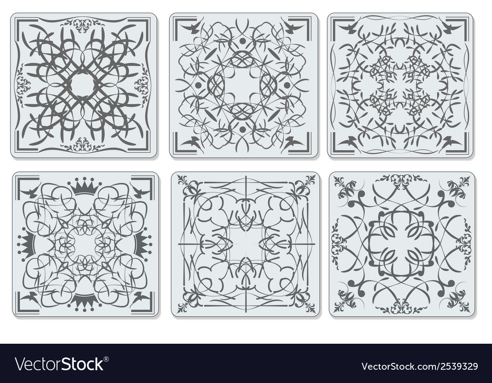 N0203 tiles vector | Price: 1 Credit (USD $1)