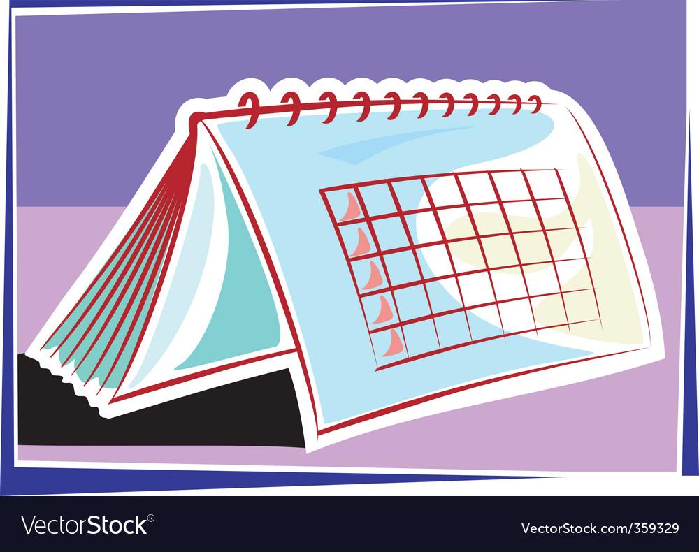 Planner vector | Price: 1 Credit (USD $1)