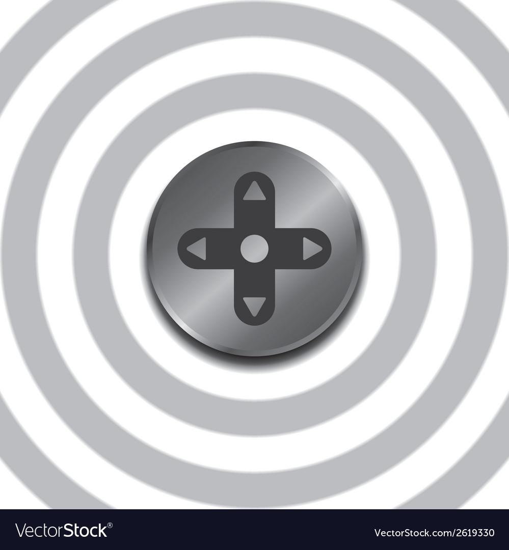Controller button vector   Price: 1 Credit (USD $1)