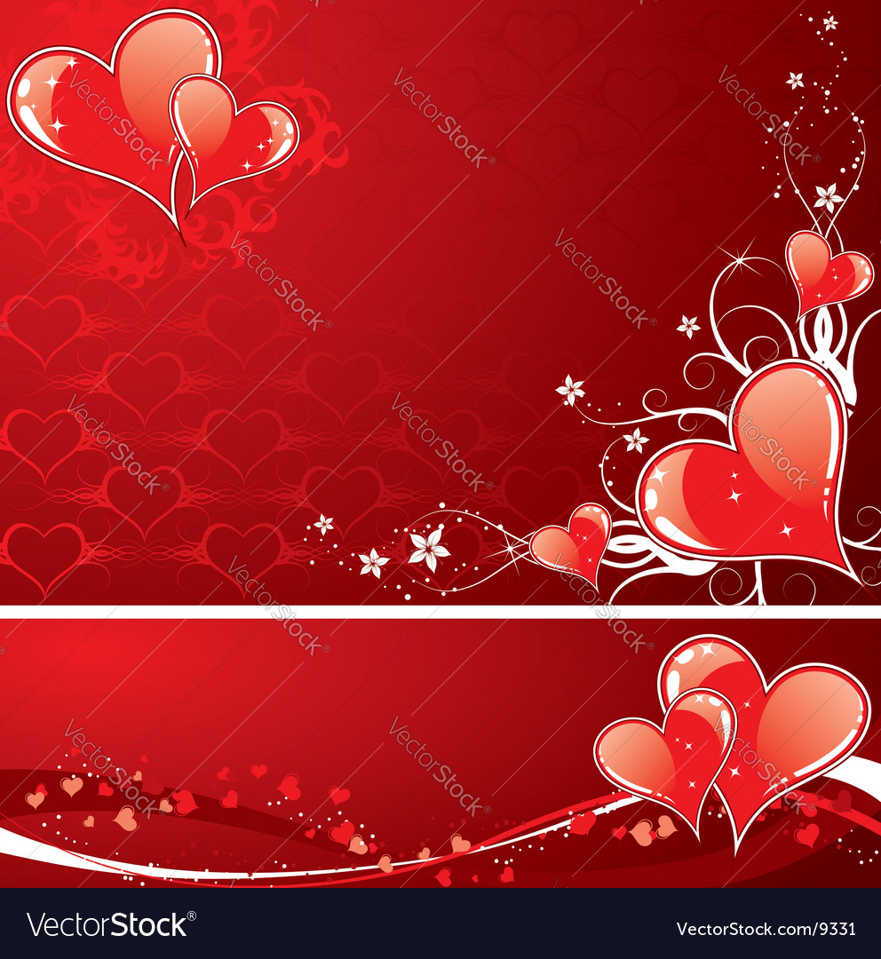Background heart vector | Price: 1 Credit (USD $1)