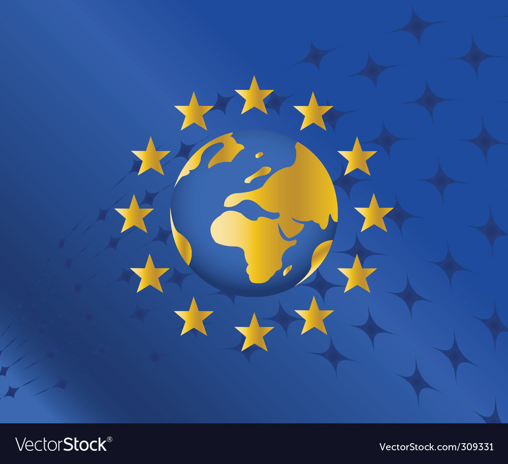 Europe icons vector | Price: 1 Credit (USD $1)
