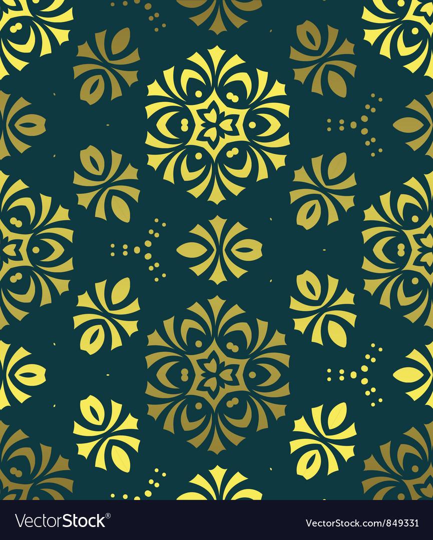 Retro wallpaper vector | Price: 1 Credit (USD $1)