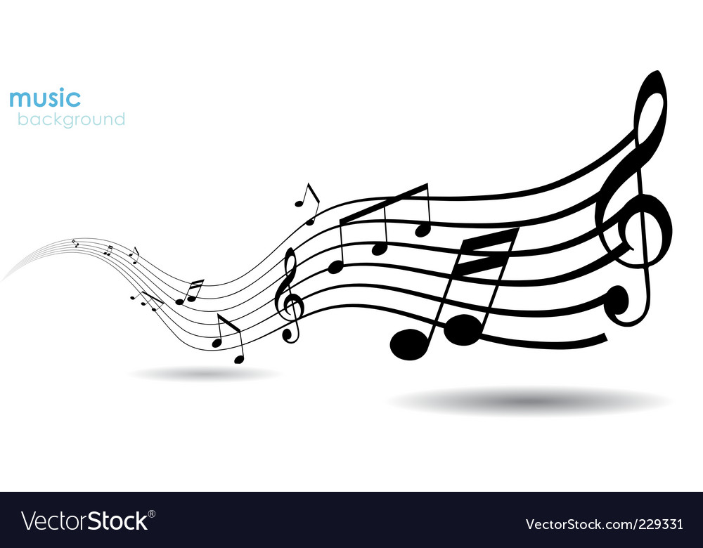 Tunes vector | Price: 1 Credit (USD $1)