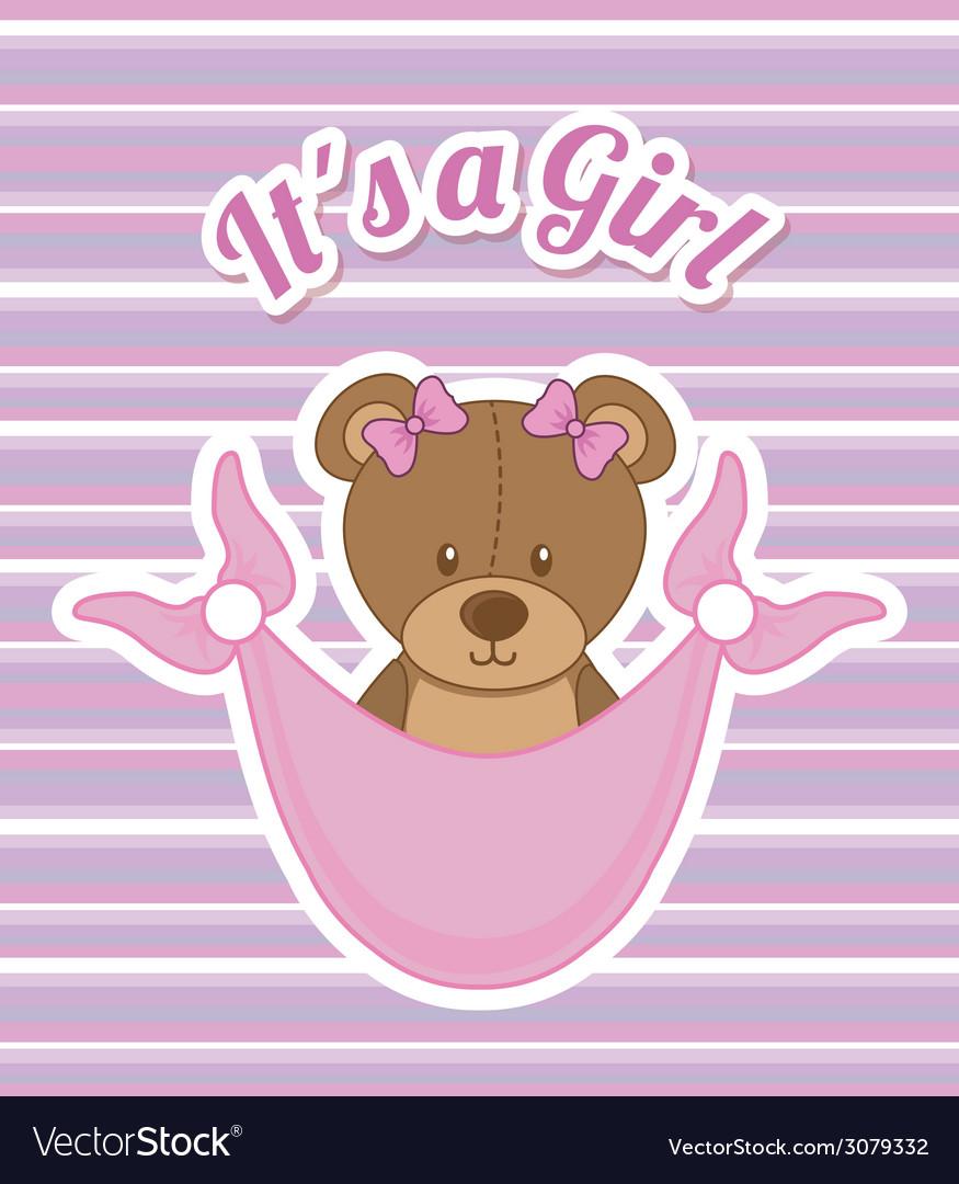 Baby design vector | Price: 1 Credit (USD $1)