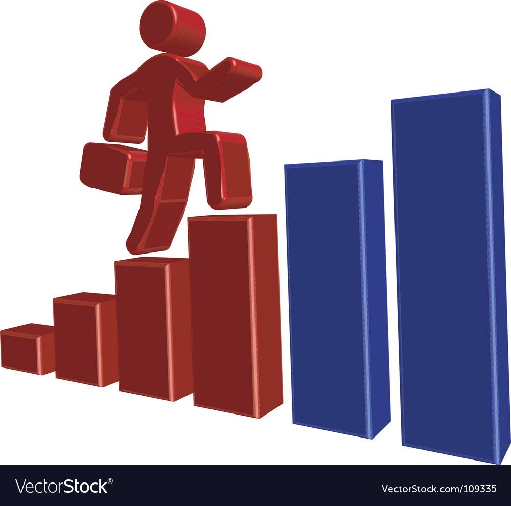 Business presentation background vector | Price: 1 Credit (USD $1)