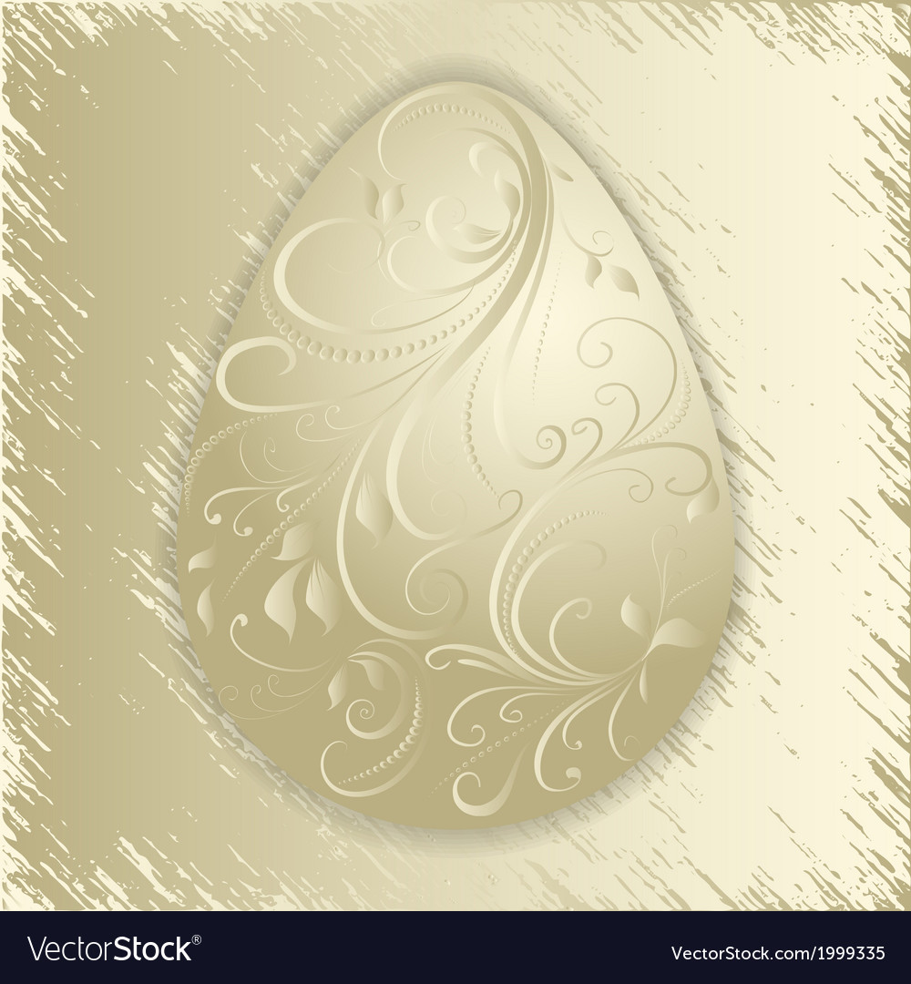 Easter egg vector   Price: 1 Credit (USD $1)