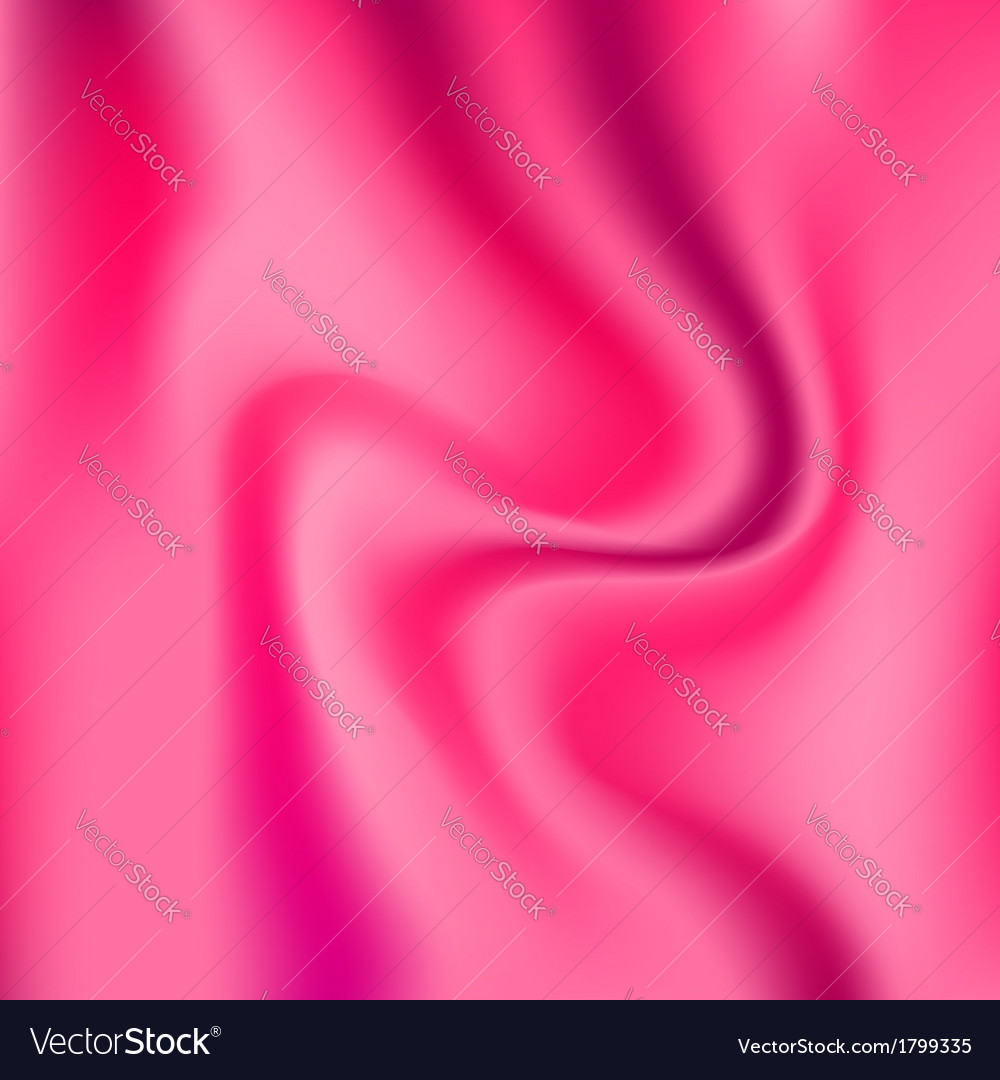 Pink glossy silk abstract background vector | Price: 1 Credit (USD $1)