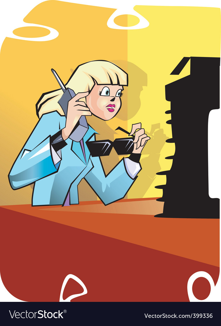 Business women vector | Price: 1 Credit (USD $1)