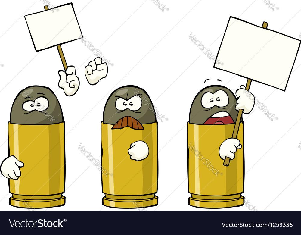 Striking ammunition vector | Price: 1 Credit (USD $1)