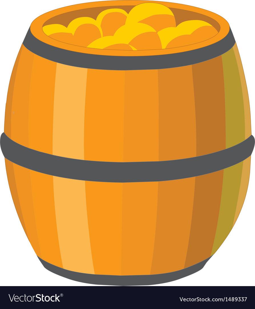 Barrel vector | Price: 1 Credit (USD $1)