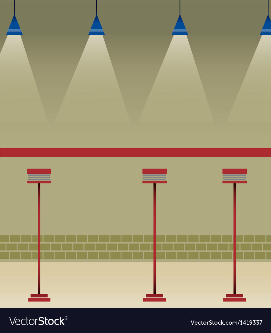Waiting lines background vector | Price: 1 Credit (USD $1)