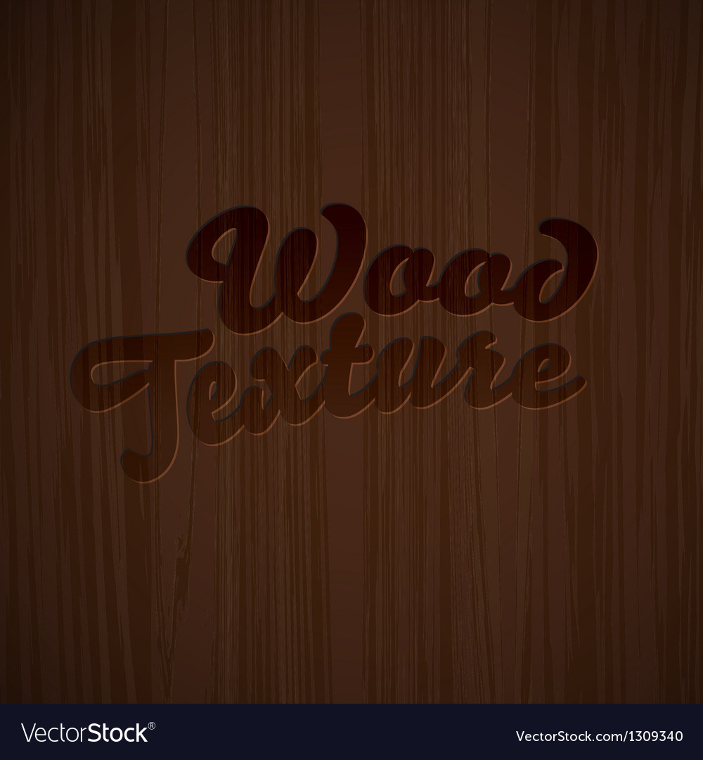 Dark wooden texture vector | Price: 3 Credit (USD $3)