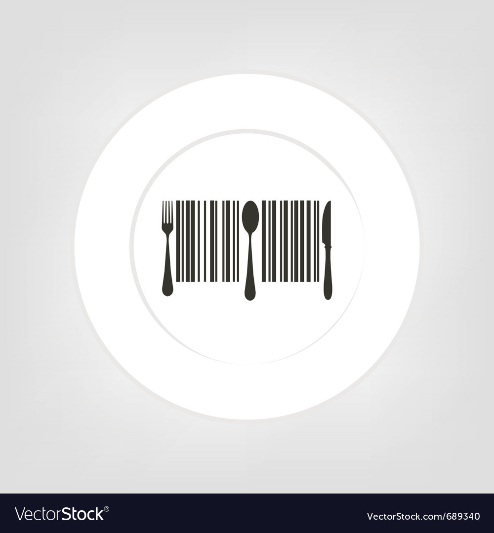 Plate icon vector   Price: 1 Credit (USD $1)
