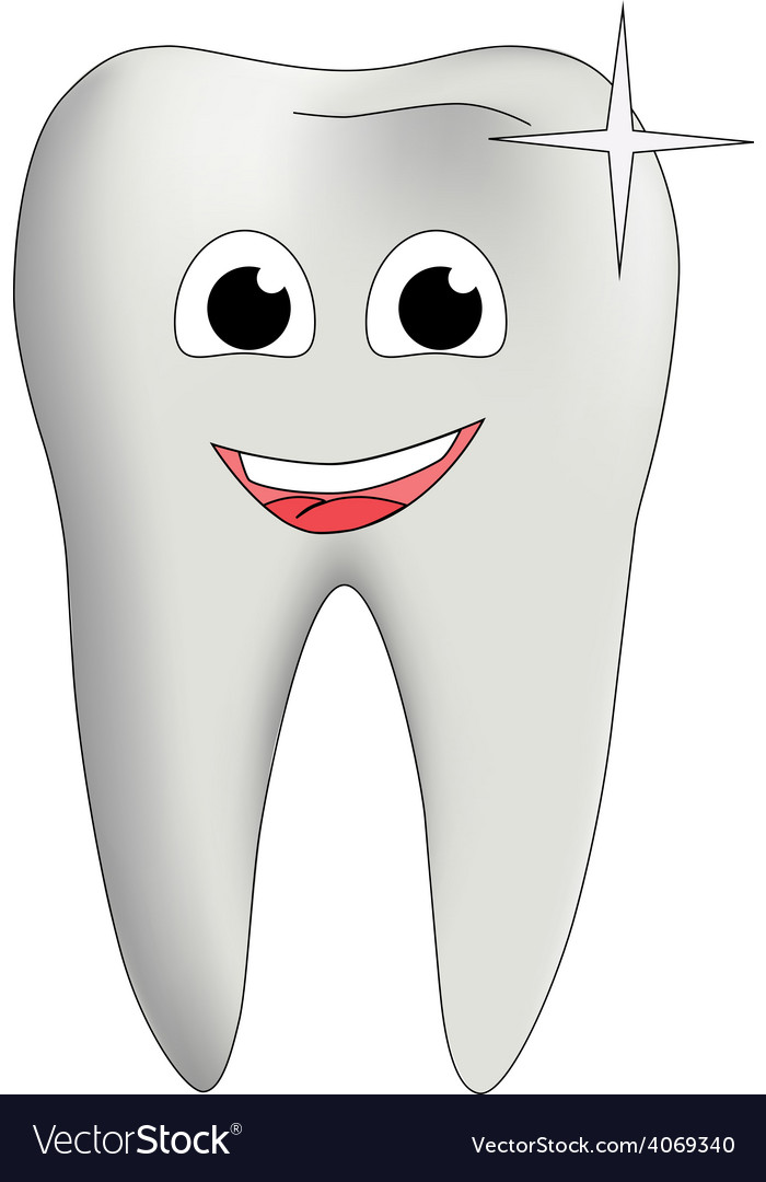 Tooth face vector | Price: 1 Credit (USD $1)