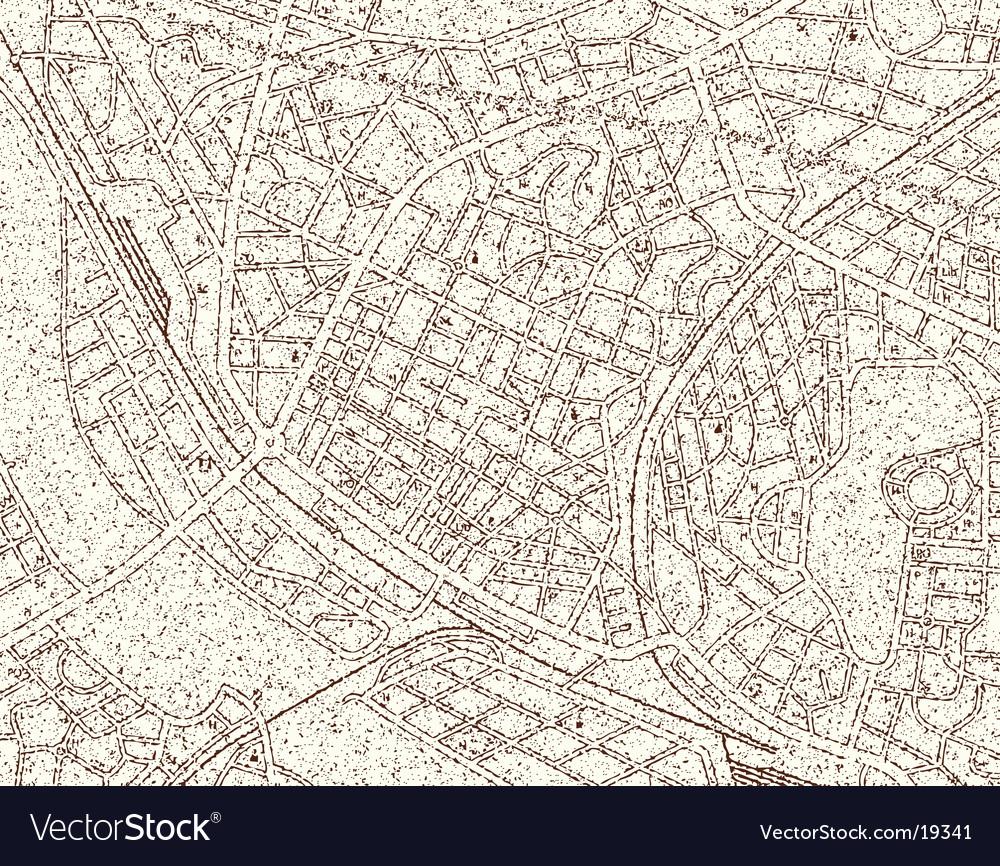 Grunge map vector | Price: 1 Credit (USD $1)