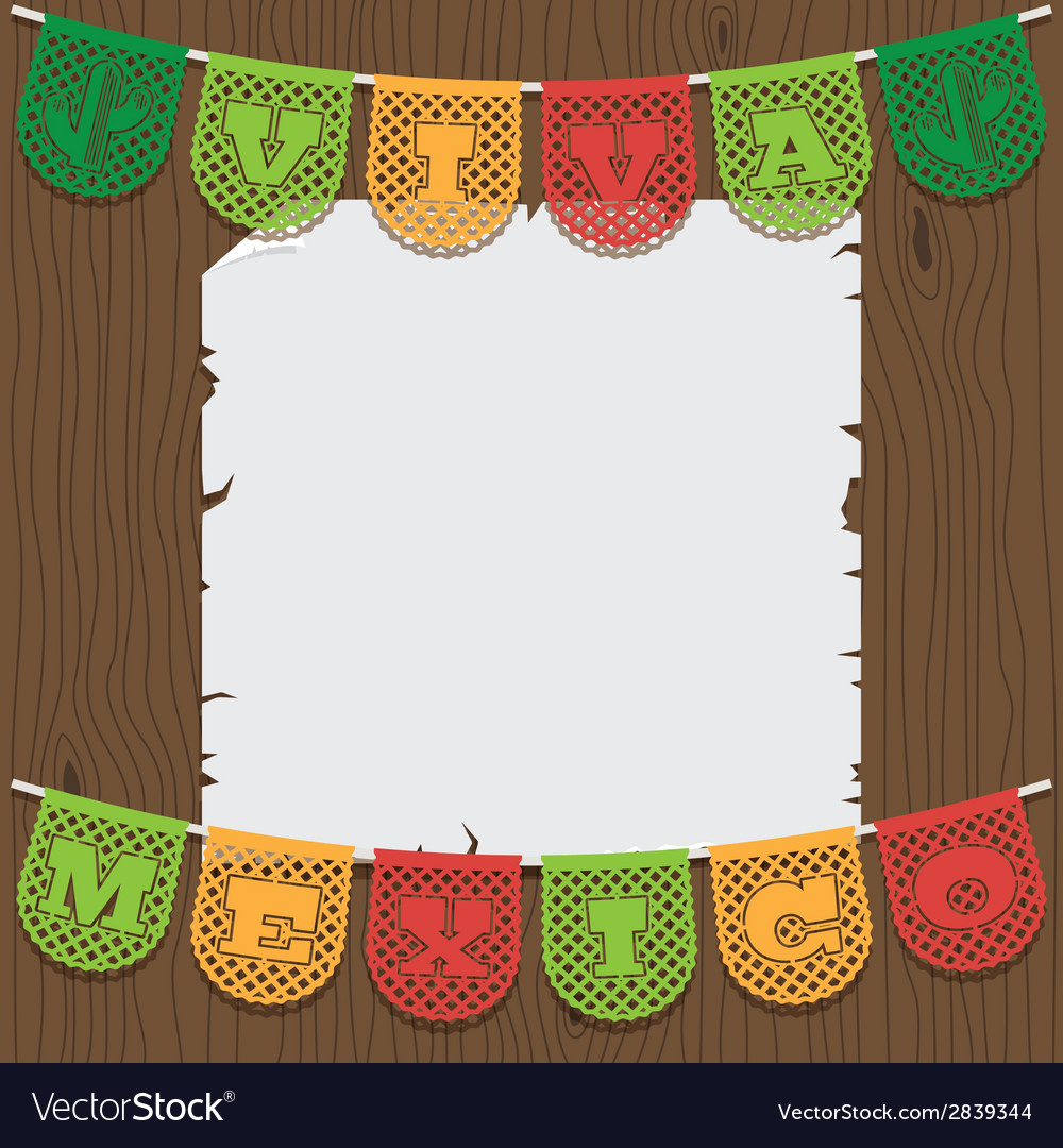 Mexican decoration vector | Price: 1 Credit (USD $1)