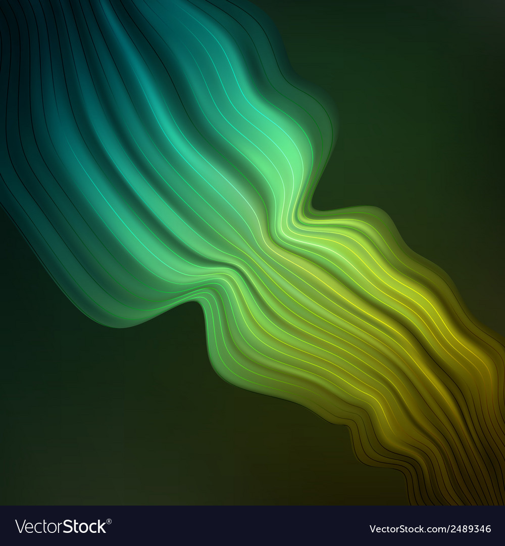 Abstract color wave backgrou template eps 8 vector | Price: 1 Credit (USD $1)