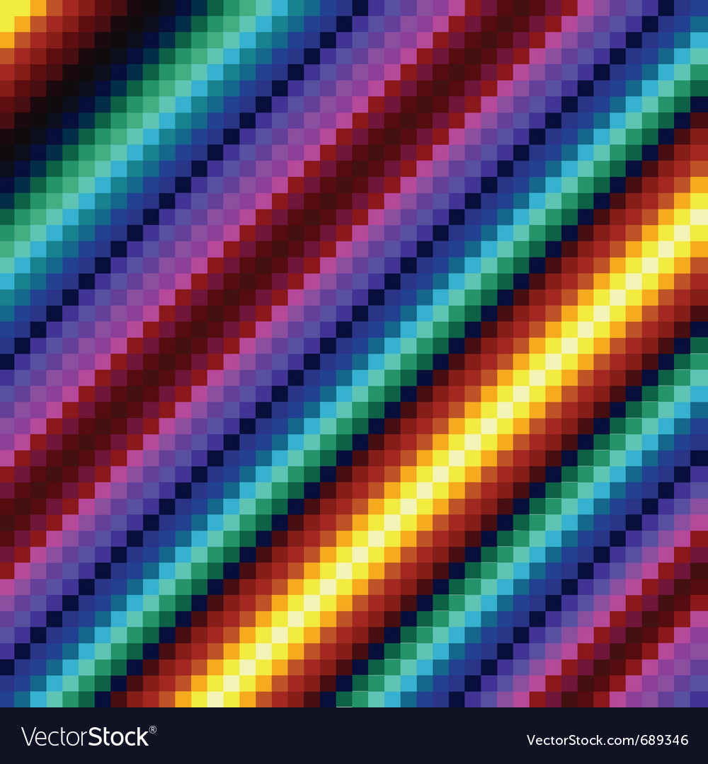 Bright mosaic vector | Price: 1 Credit (USD $1)