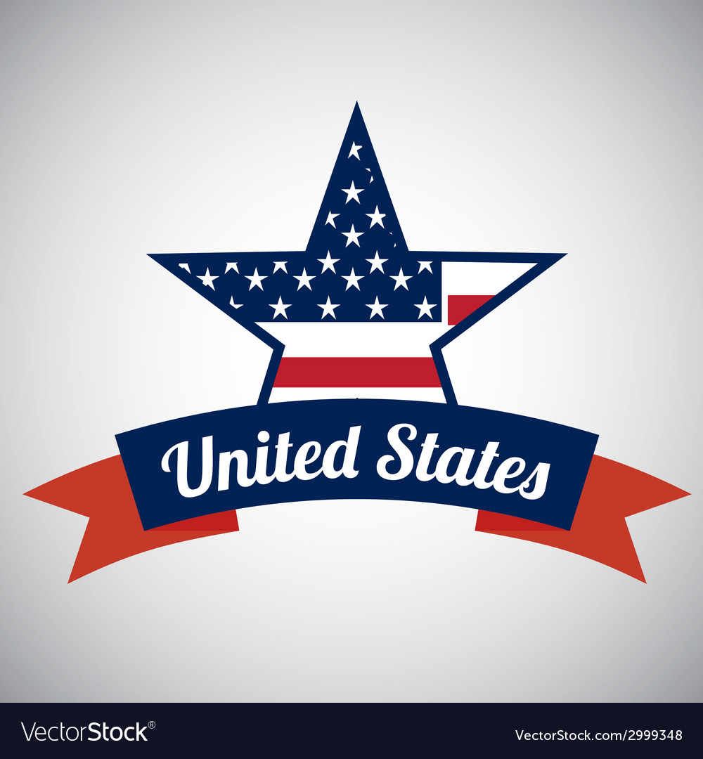 American design vector | Price: 1 Credit (USD $1)