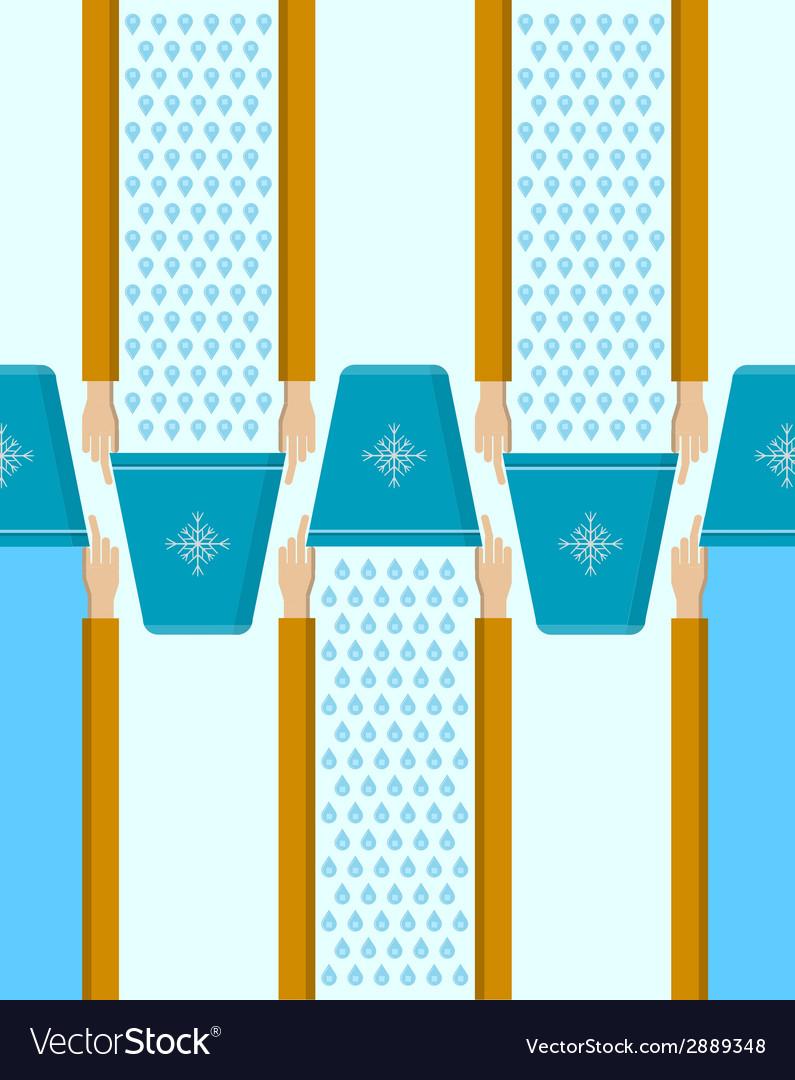 Background for ice bucket challenge vector   Price: 1 Credit (USD $1)