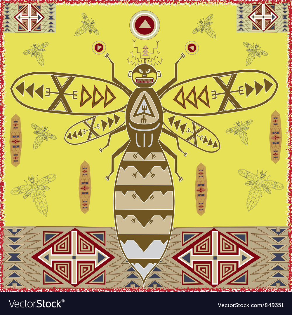 African fly vector | Price: 1 Credit (USD $1)