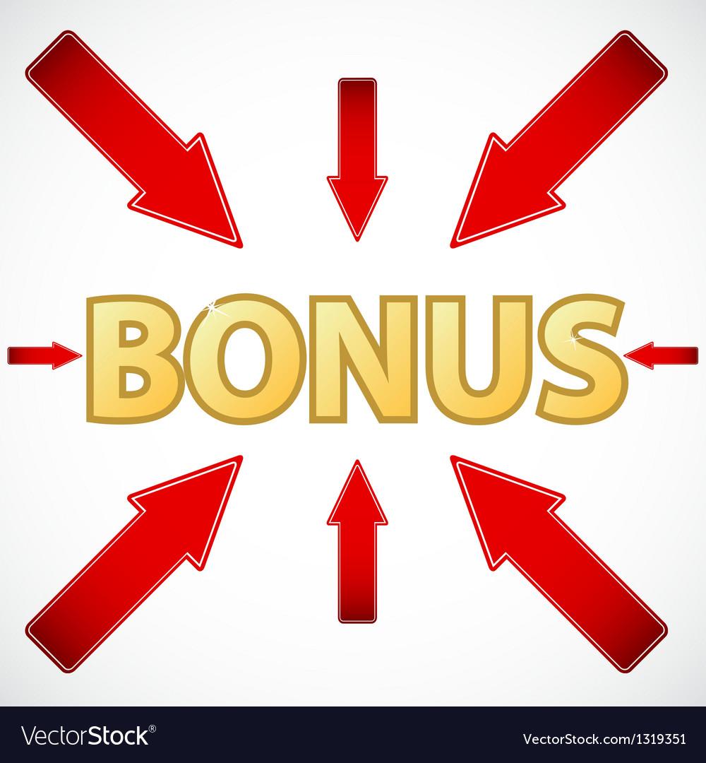 New bonus icon vector | Price: 1 Credit (USD $1)