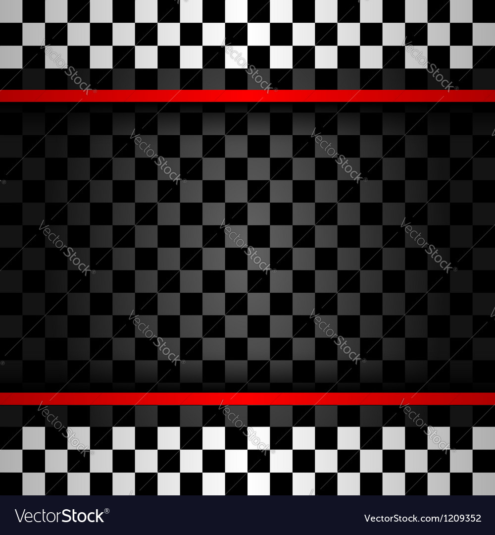 Racing square backdrop vector | Price: 1 Credit (USD $1)