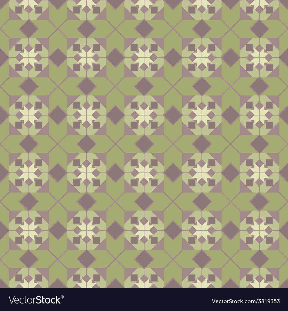 Abstract seamless geometric pattern vector | Price: 1 Credit (USD $1)