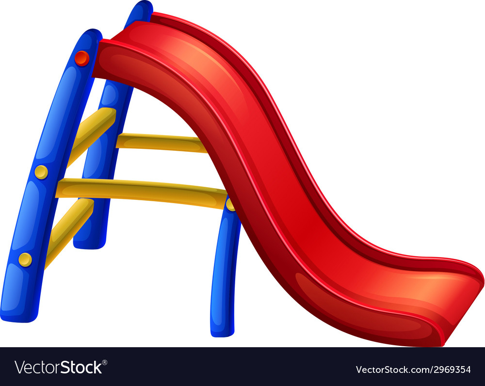 A colourful slide vector | Price: 1 Credit (USD $1)