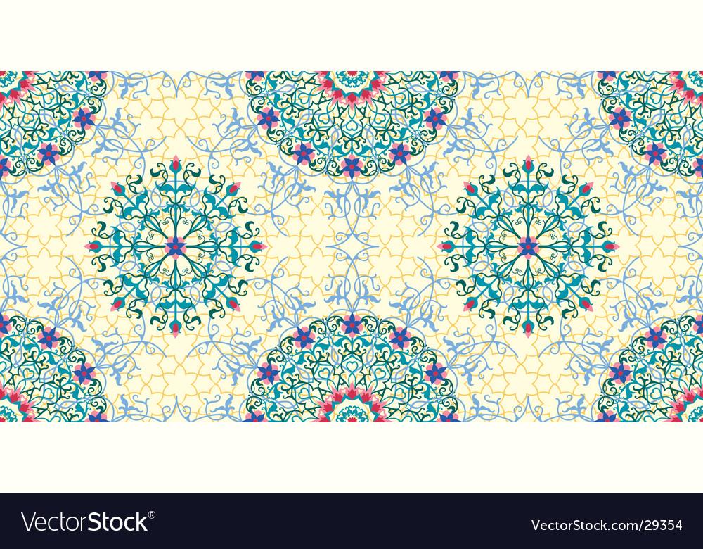 Arabian motive vector | Price: 1 Credit (USD $1)